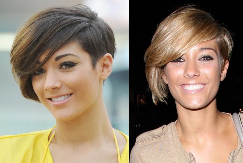 Short Fashion Frankie Style Wig