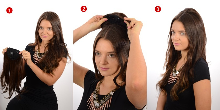 Hair Crown Create Celeb Inspired Volume And Length New In