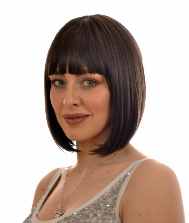 Uma Thurman Pulp Fiction Bob Wig